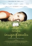 Cosas insignificantes - Spanish Movie Poster (xs thumbnail)