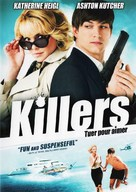 Killers - Canadian DVD movie cover (xs thumbnail)