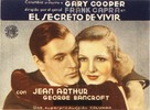 Mr. Deeds Goes to Town - Spanish Movie Poster (xs thumbnail)