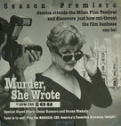 """""""Murder, She Wrote"""" - poster (xs thumbnail)"""