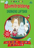 """Moomin"" - Danish DVD cover (xs thumbnail)"