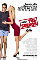She's Out of My League - Mexican Movie Poster (xs thumbnail)