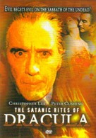 The Satanic Rites of Dracula - Movie Cover (xs thumbnail)