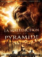 Prisoners of the Sun - French DVD cover (xs thumbnail)