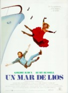 Overboard - Spanish Movie Poster (xs thumbnail)