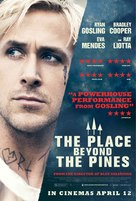 The Place Beyond the Pines - British Movie Poster (xs thumbnail)