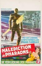 The Mummy - Belgian Movie Poster (xs thumbnail)
