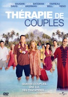 Couples Retreat - French DVD movie cover (xs thumbnail)
