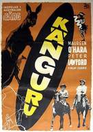 Kangaroo - Swedish Movie Poster (xs thumbnail)