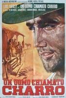 Charro! - Italian Movie Poster (xs thumbnail)