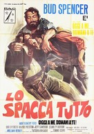 Today We Kill Tomorrow We Die - Italian Movie Poster (xs thumbnail)