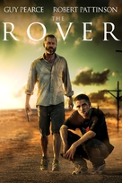 The Rover - DVD cover (xs thumbnail)