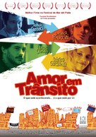 Amor en tránsito - Brazilian Movie Poster (xs thumbnail)