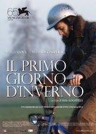 Il primo giorno d'inverno - Italian Movie Poster (xs thumbnail)