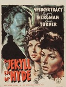 Dr. Jekyll and Mr. Hyde - Dutch Movie Poster (xs thumbnail)