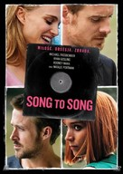 Song to Song - Polish Movie Cover (xs thumbnail)