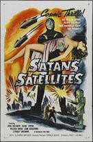 Satan's Satellites - Movie Poster (xs thumbnail)