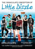 The Immaculate Conception of Little Dizzle - Canadian DVD movie cover (xs thumbnail)