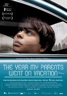 O Ano em Que Meus Pais Saíram de Férias - Dutch Movie Poster (xs thumbnail)