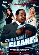 Code Name: The Cleaner - Norwegian poster (xs thumbnail)