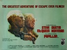 Papillon - British Movie Poster (xs thumbnail)