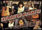 Jason Becker: Not Dead Yet - British Movie Poster (xs thumbnail)