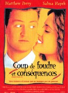 Fools Rush In - French Movie Poster (xs thumbnail)