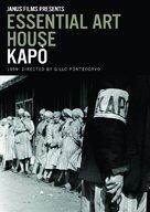 Kapò - DVD cover (xs thumbnail)
