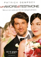 Made of Honor - Italian Movie Poster (xs thumbnail)