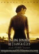Un long dimanche de fiançailles - French Movie Poster (xs thumbnail)