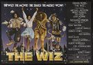 The Wiz - British Movie Poster (xs thumbnail)