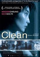 Clean - Italian poster (xs thumbnail)