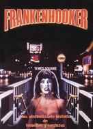 Frankenhooker - Spanish DVD movie cover (xs thumbnail)