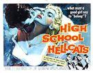 High School Hellcats - Movie Poster (xs thumbnail)