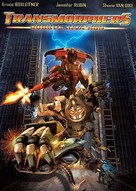 Transmorphers: Fall of Man - French DVD cover (xs thumbnail)