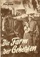 Ramrod - German poster (xs thumbnail)