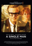 A Single Man - German Movie Poster (xs thumbnail)