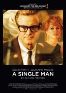 A Single Man - German Movie Poster (xs thumbnail)