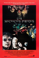 The Lost Boys - Mexican Movie Poster (xs thumbnail)