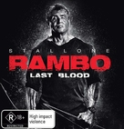 Rambo: Last Blood - Australian Movie Cover (xs thumbnail)