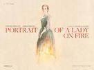 Portrait de la jeune fille en feu - British Movie Poster (xs thumbnail)