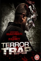 Terror Trap - British DVD cover (xs thumbnail)