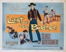 Last of the Badmen - Movie Poster (xs thumbnail)