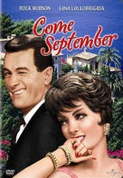 Come September - DVD movie cover (xs thumbnail)