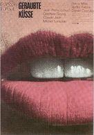 Baisers volés - German Movie Poster (xs thumbnail)