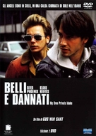 My Own Private Idaho - Italian DVD cover (xs thumbnail)