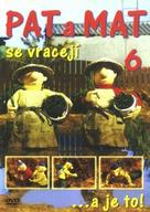 """""""Pat & Mat"""" - Czech Movie Cover (xs thumbnail)"""