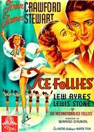 The Ice Follies of 1939 - Danish Movie Poster (xs thumbnail)