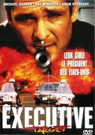 Executive Target - French Movie Cover (xs thumbnail)