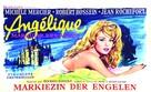 Angélique, marquise des anges - Belgian Movie Poster (xs thumbnail)